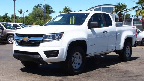2017 Chevrolet Colorado for sale at Okaidi Auto Sales in Sacramento CA