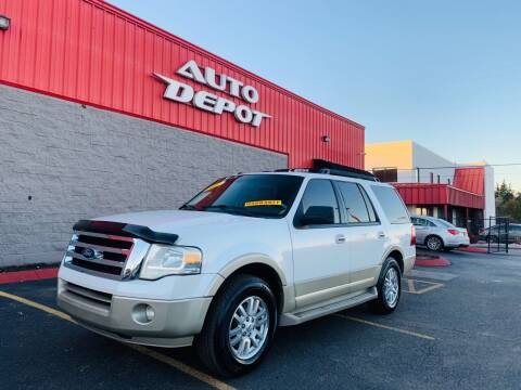 2010 Ford Expedition for sale at Auto Depot - Madison in Madison TN