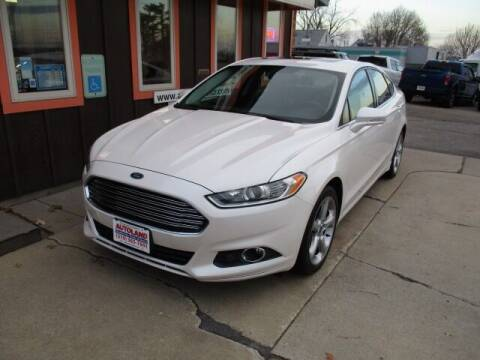 2014 Ford Fusion for sale at Autoland in Cedar Rapids IA