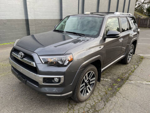 2017 Toyota 4Runner for sale at APX Auto Brokers in Lynnwood WA