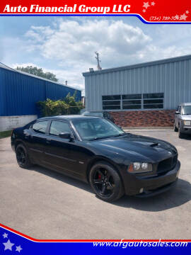 2008 Dodge Charger for sale at Auto Financial Group LLC in Flat Rock MI