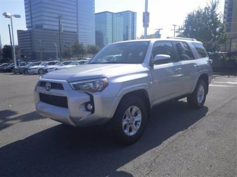 2018 Toyota 4Runner for sale at BEAMAN TOYOTA GMC BUICK in Nashville TN