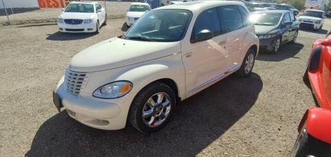 2005 Chrysler PT Cruiser for sale at ACE AUTO SALES in Lake Havasu City AZ