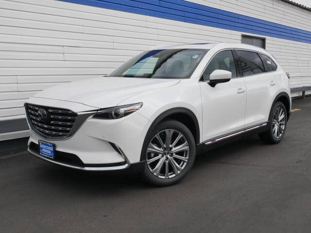 2021 Mazda CX-9 for sale at The Yes Guys in Portsmouth NH