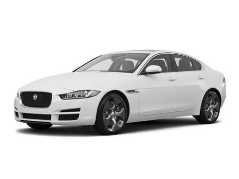 2018 Jaguar XE for sale at Bourne's Auto Center in Daytona Beach FL
