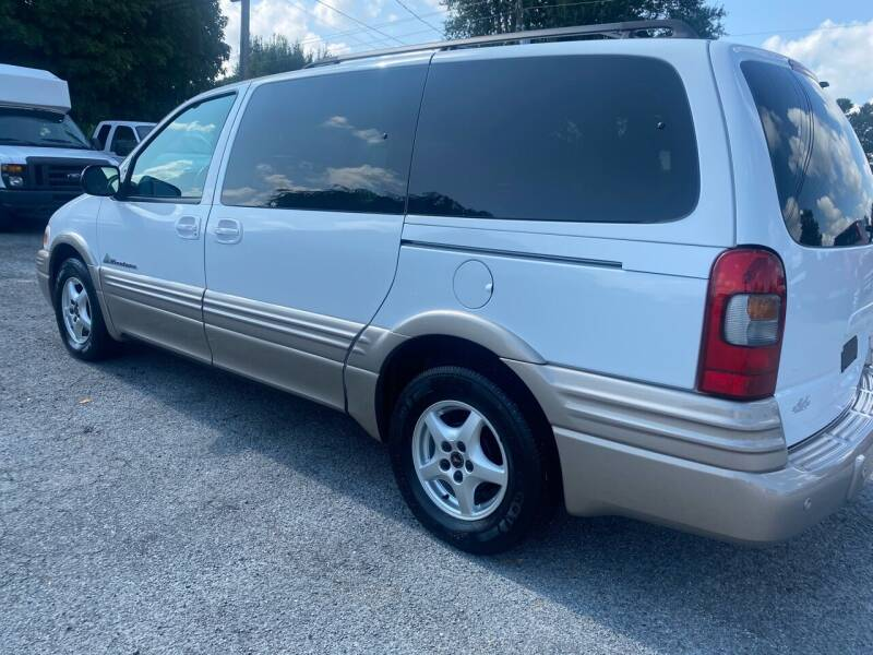 2003 Pontiac Montana for sale at Drivers Auto Sales in Boonville NC