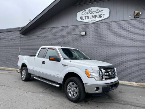 2011 Ford F-150 for sale at Collection Auto Import in Charlotte NC