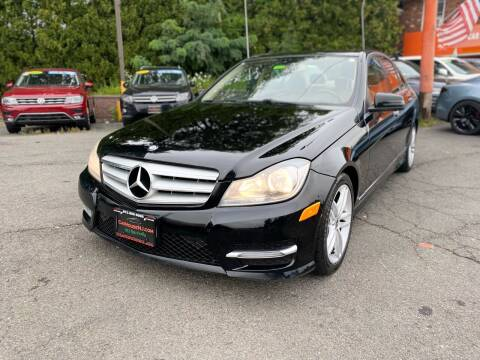 2013 Mercedes-Benz C-Class for sale at Bloomingdale Auto Group in Bloomingdale NJ