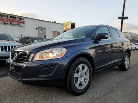2012 Volvo XC60 for sale at MENNE AUTO SALES in Hasbrouck Heights NJ