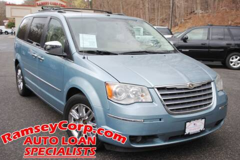 2010 Chrysler Town and Country for sale at Ramsey Corp. in West Milford NJ