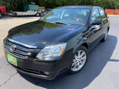 2006 Toyota Avalon for sale at Granite Auto Sales in Spofford NH