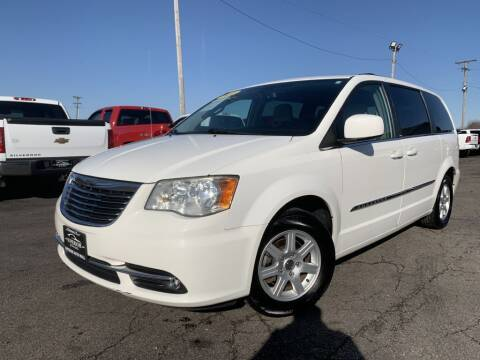 2011 Chrysler Town and Country for sale at Superior Auto Mall of Chenoa in Chenoa IL