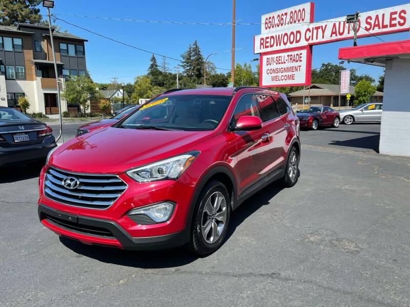 2013 Hyundai Santa Fe for sale at Redwood City Auto Sales in Redwood City CA
