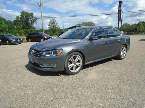2014 Volkswagen Passat for sale at Michigan Auto Sales in Kalamazoo MI