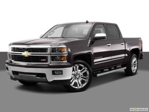 2014 Chevrolet Silverado 1500 for sale at Kiefer Nissan Budget Lot in Albany OR