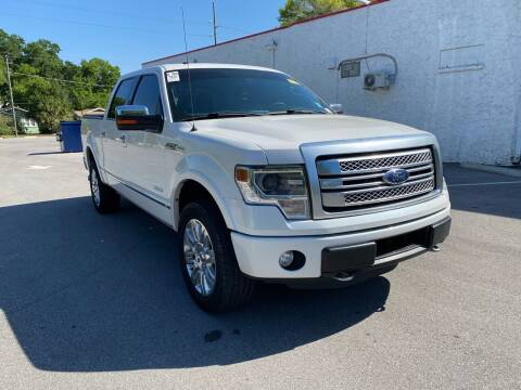 2014 Ford F-150 for sale at Consumer Auto Credit in Tampa FL