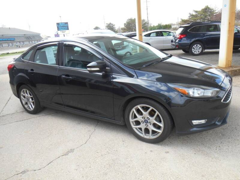2015 Ford Focus for sale at Unity Motors LLC in Jenison MI
