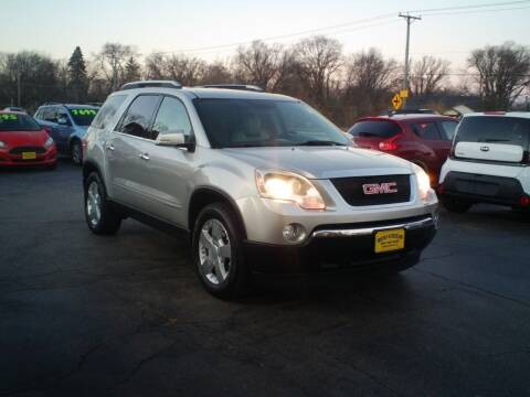 2008 GMC Acadia for sale at BestBuyAutoLtd in Spring Grove IL