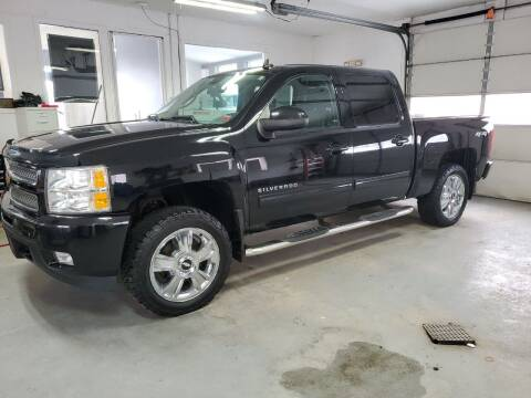 2013 Chevrolet Silverado 1500 for sale at Drive Motor Sales in Ionia MI