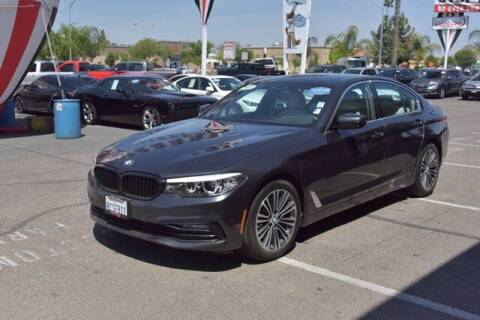 2018 BMW 5 Series for sale at Choice Motors in Merced CA