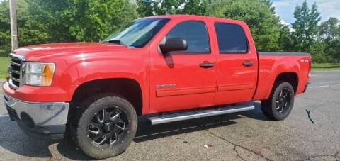 2013 GMC Sierra 1500 for sale at Superior Auto Sales in Miamisburg OH