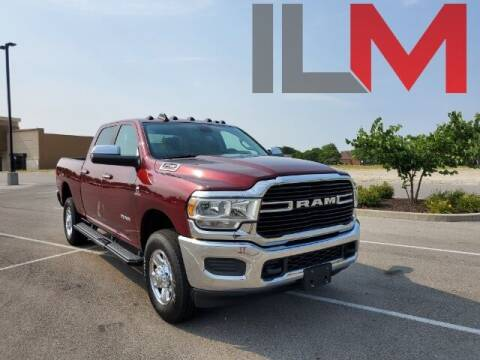 2019 RAM Ram Pickup 2500 for sale at INDY LUXURY MOTORSPORTS in Fishers IN