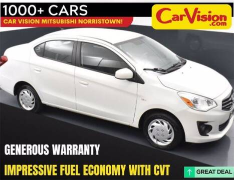 2017 Mitsubishi Mirage G4 for sale at Car Vision Buying Center in Norristown PA