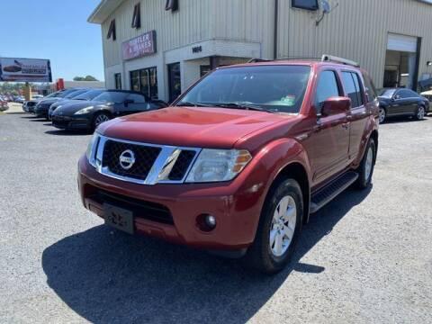 2008 Nissan Pathfinder for sale at Premium Auto Collection in Chesapeake VA