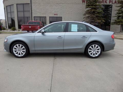 2010 Audi A4 for sale at Elite Motors in Fargo ND