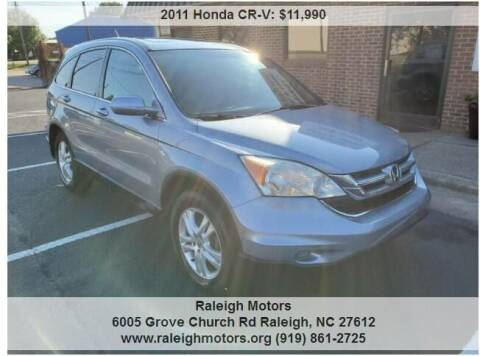 2011 Honda CR-V for sale at Raleigh Motors in Raleigh NC