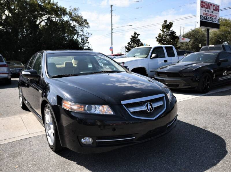 2008 Acura TL for sale at Grant Car Concepts in Orlando FL