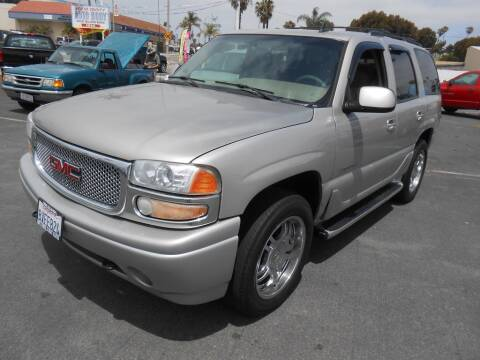 2006 GMC Yukon for sale at ANYTIME 2BUY AUTO LLC in Oceanside CA