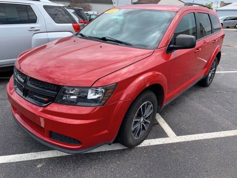 2017 Dodge Journey for sale at Used Car Factory Sales & Service Troy in Troy OH