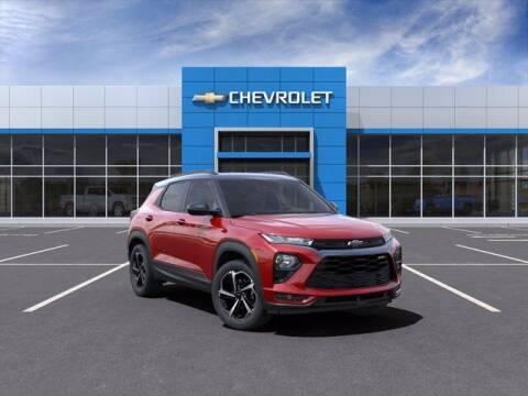 2021 Chevrolet TrailBlazer for sale at Sands Chevrolet in Surprise AZ