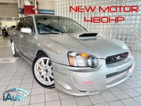 2005 Subaru Impreza for sale at iAuto in Cincinnati OH