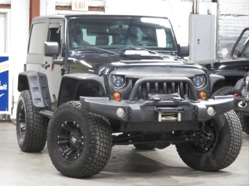 2012 Jeep Wrangler for sale at CarPlex in Manassas VA