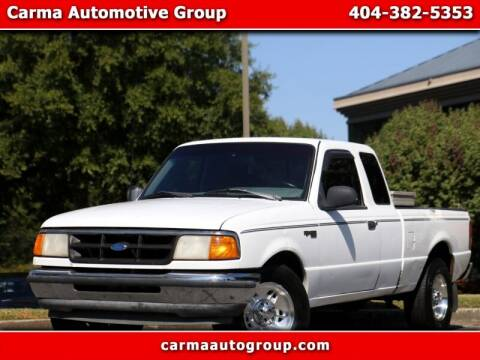 1993 Ford Ranger for sale at Carma Auto Group in Duluth GA