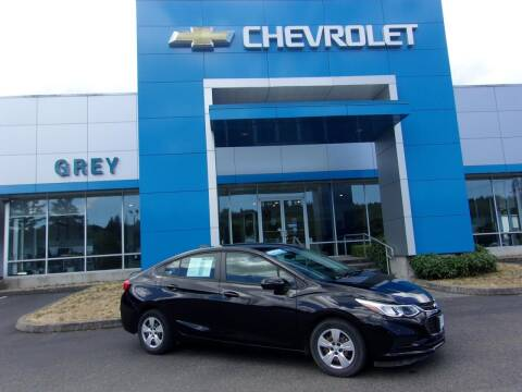 2018 Chevrolet Cruze for sale at Grey Chevrolet, Inc. in Port Orchard WA