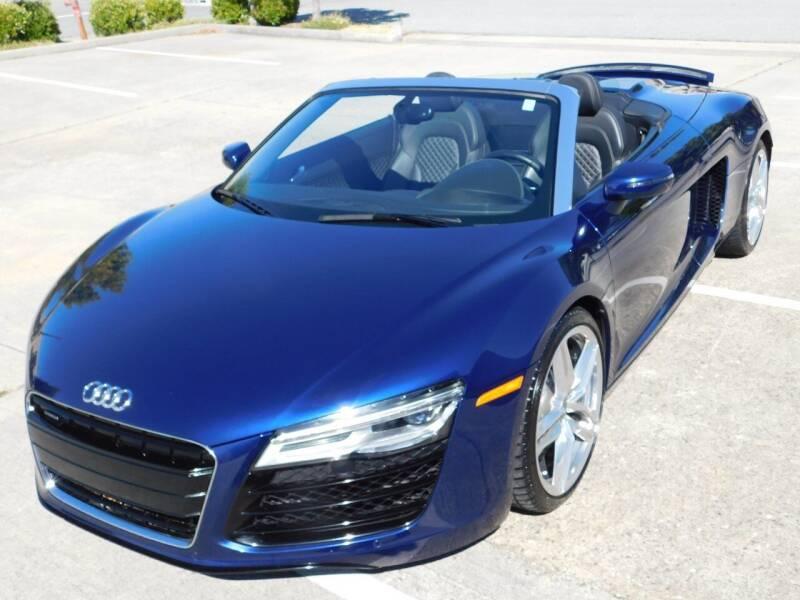 2014 Audi R8 for sale at Conti Auto Sales Inc in Burlingame CA