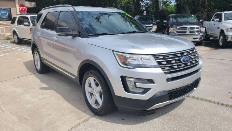 2016 Ford Explorer for sale at Dunn-Rite Auto Group in Longwood FL