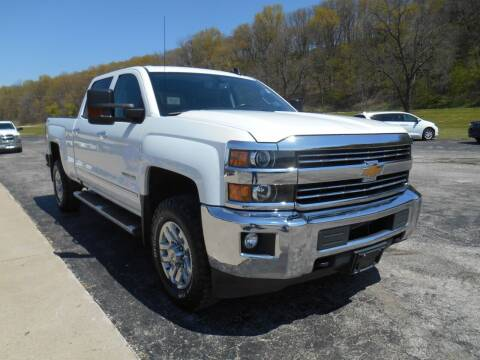 2017 Chevrolet Silverado 2500HD for sale at Maczuk Automotive Group in Hermann MO