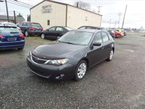 2008 Subaru Impreza for sale at Terrys Auto Sales in Somerset PA