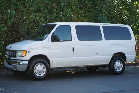 2002 Ford E-Series Wagon for sale at Beaverton Auto Wholesale LLC in Hillsboro OR