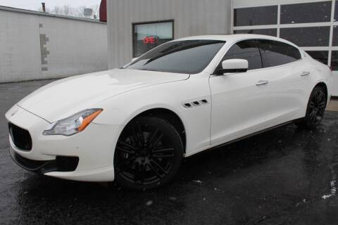 2016 Maserati Quattroporte for sale at Platinum Motors LLC in Reynoldsburg OH