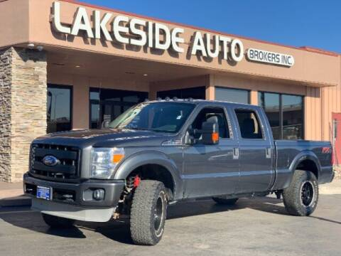 2016 Ford F-250 Super Duty for sale at Lakeside Auto Brokers in Colorado Springs CO