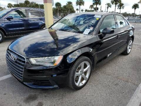 2015 Audi A3 for sale at Top Garage Commercial LLC in Ocoee FL