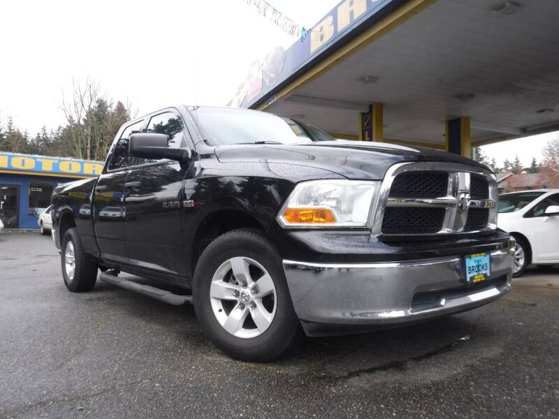 2009 Dodge Ram Pickup 1500 for sale at Brooks Motor Company, Inc in Milwaukie OR