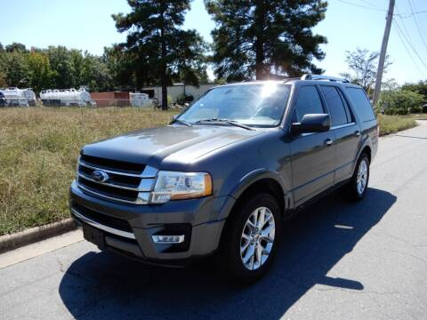 2015 Ford Expedition for sale at United Traders Inc. in North Little Rock AR
