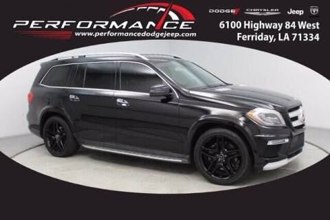 2015 Mercedes-Benz GL-Class for sale at Performance Dodge Chrysler Jeep in Ferriday LA