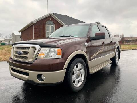 2008 Ford F-150 for sale at HillView Motors in Shepherdsville KY